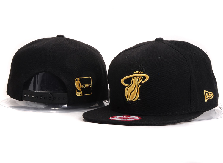 Miami Heat NBA Snapback Hat YS253
